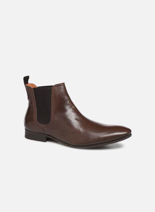 Bottines et boots Kost Clubber8 Marron vue détail/paire
