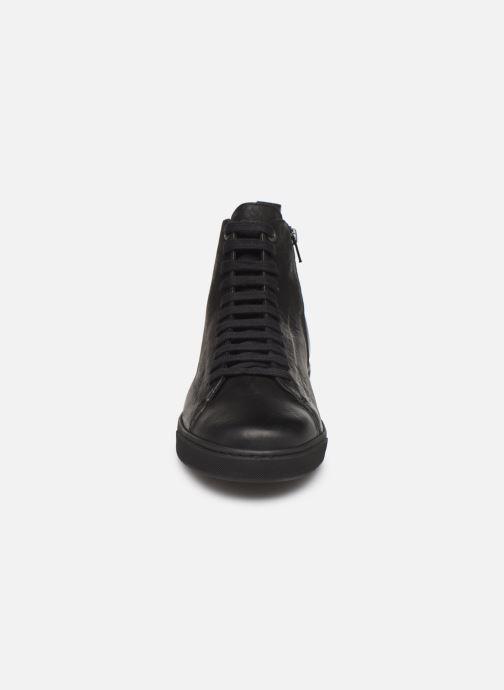 Baskets Kost Performer78 Noir vue portées chaussures