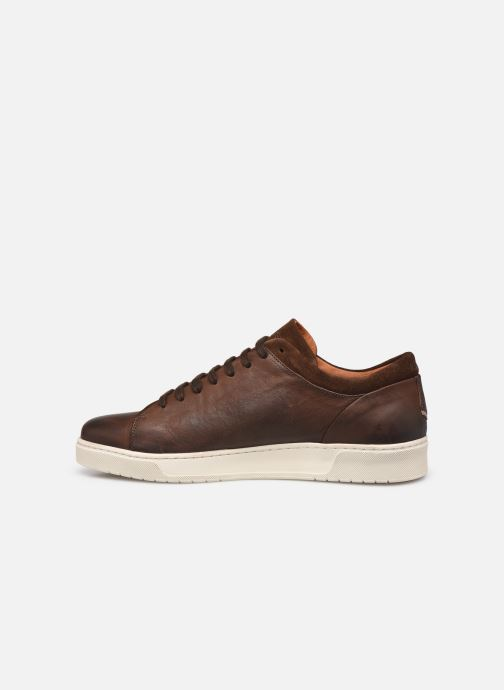 Sneakers Kost Radical78 Marrone immagine frontale