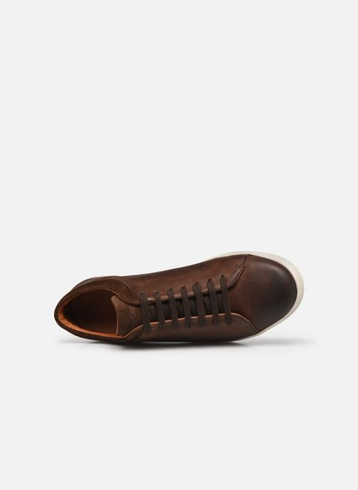 Sneakers Kost Radical78 Marrone immagine sinistra