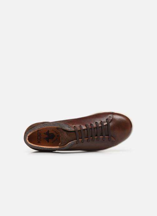 Sneakers Kost Fripon98 Marrone immagine sinistra