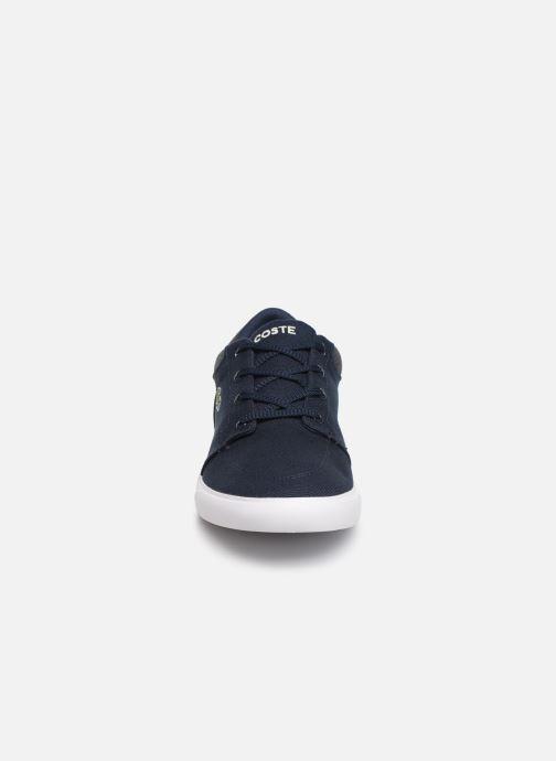 Baskets Lacoste Bayliss 319 1 CMA Bleu vue portées chaussures