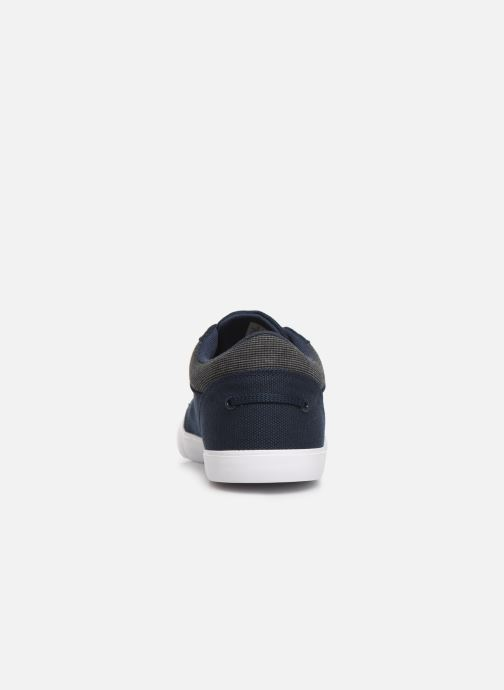 Trainers Lacoste Bayliss 319 1 CMA Blue view from the right