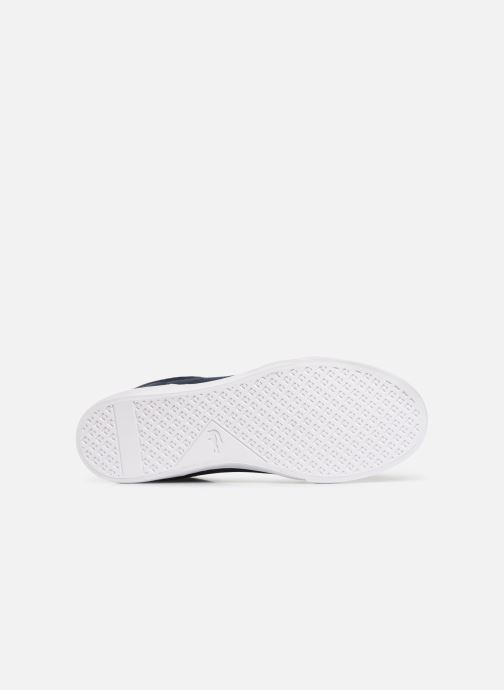 Trainers Lacoste Bayliss 319 1 CMA Blue view from above