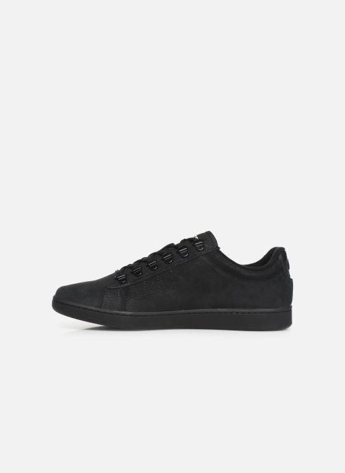 Sneaker Lacoste Carnaby Evo 319 6 SMA schwarz ansicht von vorne