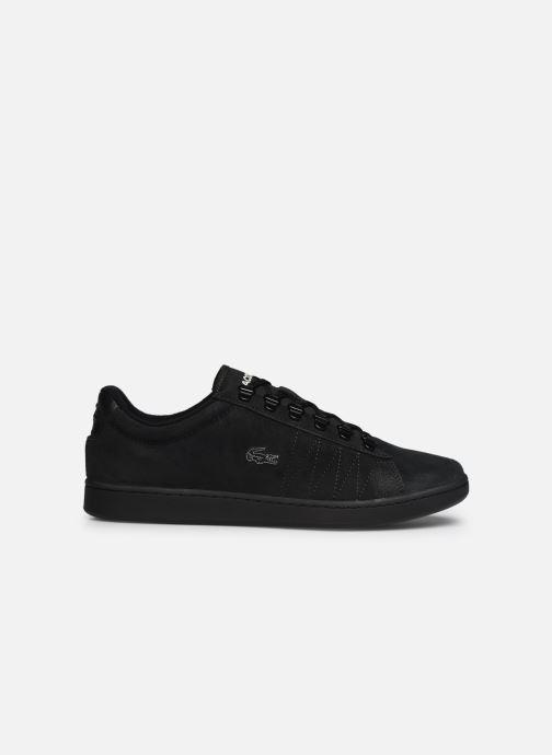 Sneaker Lacoste Carnaby Evo 319 6 SMA schwarz ansicht von hinten