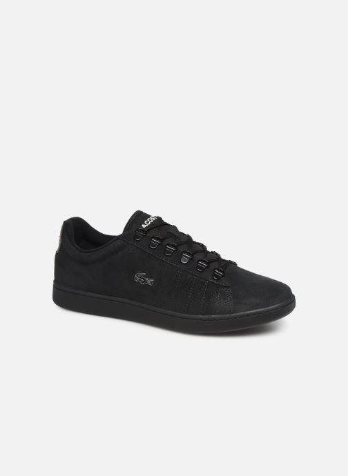 Sneaker Lacoste Carnaby Evo 319 6 SMA schwarz detaillierte ansicht/modell