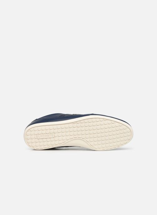 Baskets Lacoste Chaymon 319 1 CMA Bleu vue haut