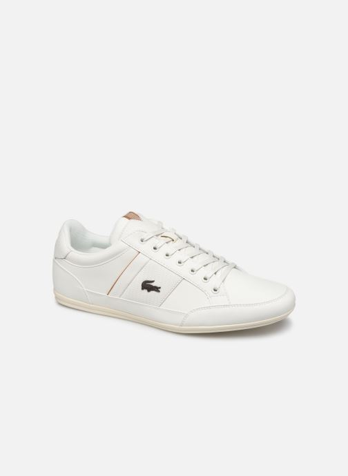 Trainers Lacoste Chaymon 319 1 CMA White detailed view/ Pair view