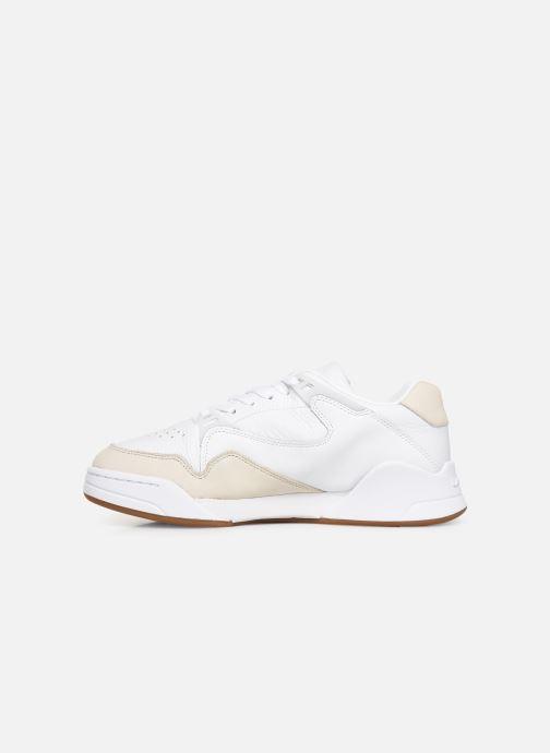Sneaker Lacoste Court Slam 319 1 SMA weiß ansicht von vorne