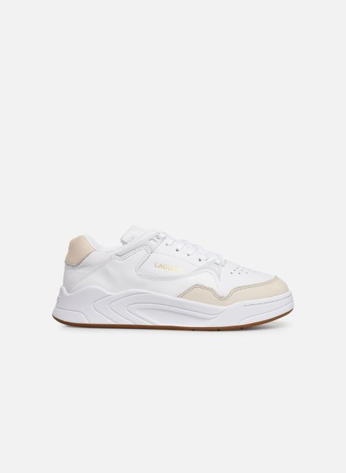 Sneaker Lacoste Court Slam 319 1 SMA weiß ansicht von hinten