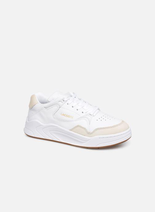Sneaker Lacoste Court Slam 319 1 SMA weiß detaillierte ansicht/modell