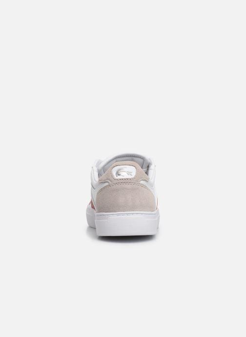 Baskets Lacoste Courtline 319 1 US CMA Blanc vue droite