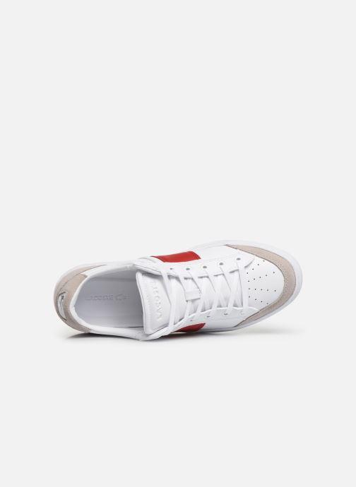 Baskets Lacoste Courtline 319 1 US CMA Blanc vue gauche