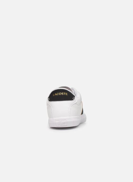 Baskets Lacoste Court-Master 319 6 CMA Blanc vue droite
