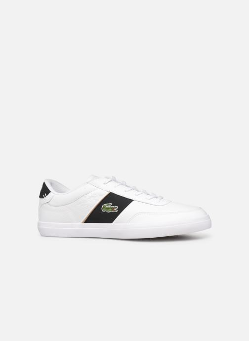 Sneaker Lacoste Court-Master 319 6 CMA weiß ansicht von hinten