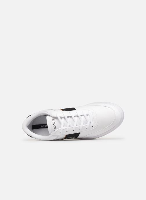Sneaker Lacoste Court-Master 319 6 CMA weiß ansicht von links