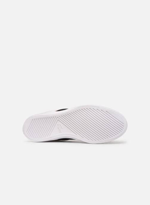Baskets Lacoste Court-Master 319 6 CMA Blanc vue haut