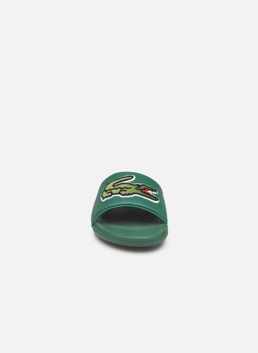 Sandals Lacoste Croco Slide 319 4 US CMA Green model view