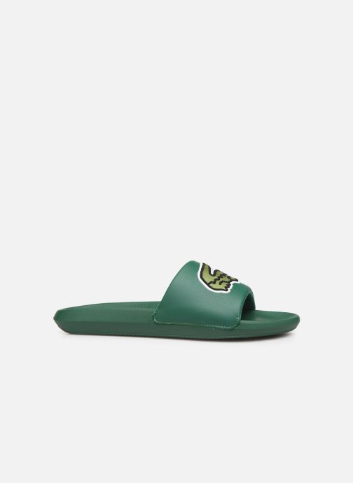 Sandals Lacoste Croco Slide 319 4 US CMA Green back view