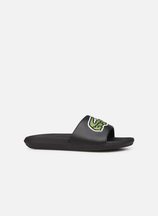 Sandales et nu-pieds Lacoste Croco Slide 319 4 US CMA Noir vue derrière