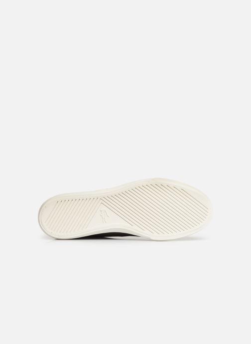 Sneaker Lacoste Esparre 319 3 CMA braun ansicht von oben