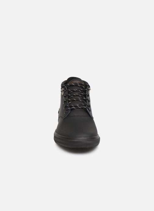 Sneaker Lacoste Esparre Winter C 319 1 CMA schwarz schuhe getragen