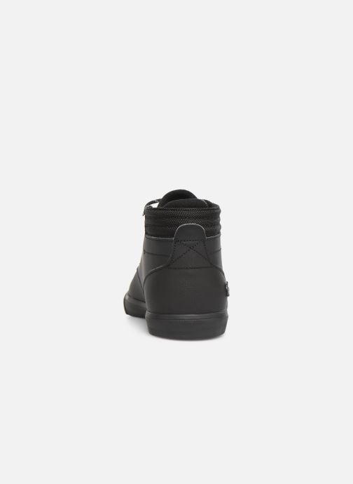 Sneaker Lacoste Esparre Winter C 319 1 CMA schwarz ansicht von rechts