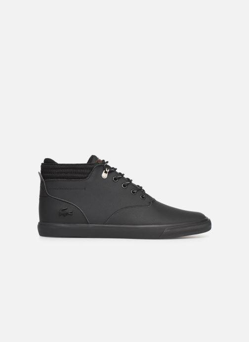 Sneaker Lacoste Esparre Winter C 319 1 CMA schwarz ansicht von hinten