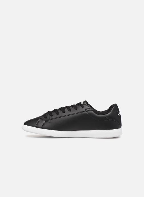 Sneakers Lacoste Graduate BL 1 SMA Nero immagine frontale