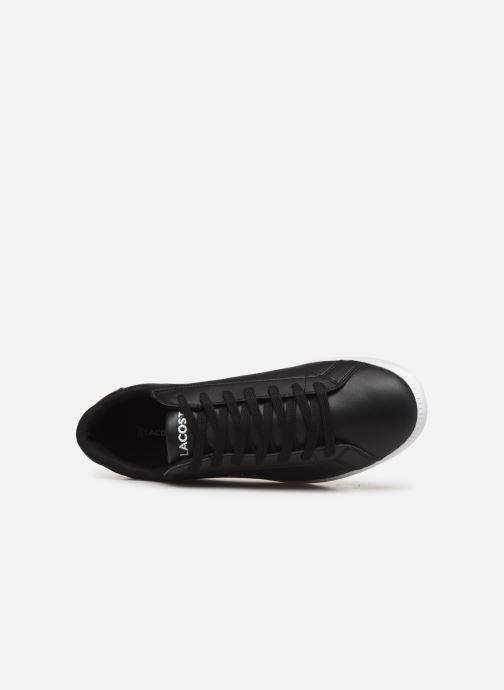 Sneakers Lacoste Graduate BL 1 SMA Nero immagine sinistra