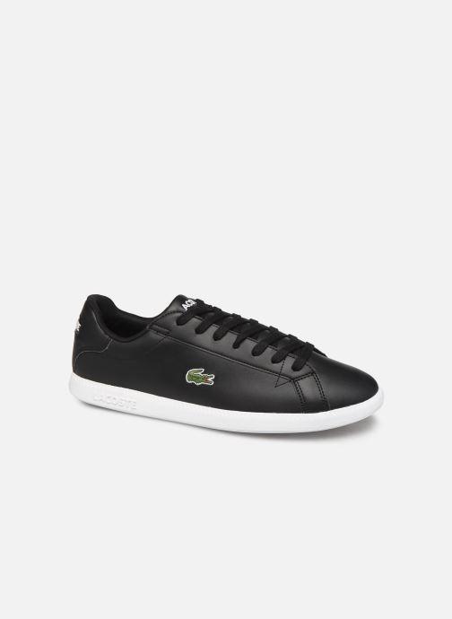 Sneaker Lacoste Graduate BL 1 SMA schwarz detaillierte ansicht/modell