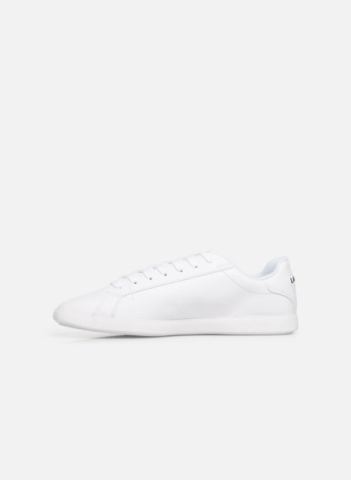 Sneakers Lacoste Graduate BL 1 SMA Bianco immagine frontale