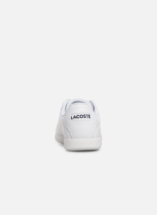 Sneakers Lacoste Graduate BL 1 SMA Bianco immagine destra