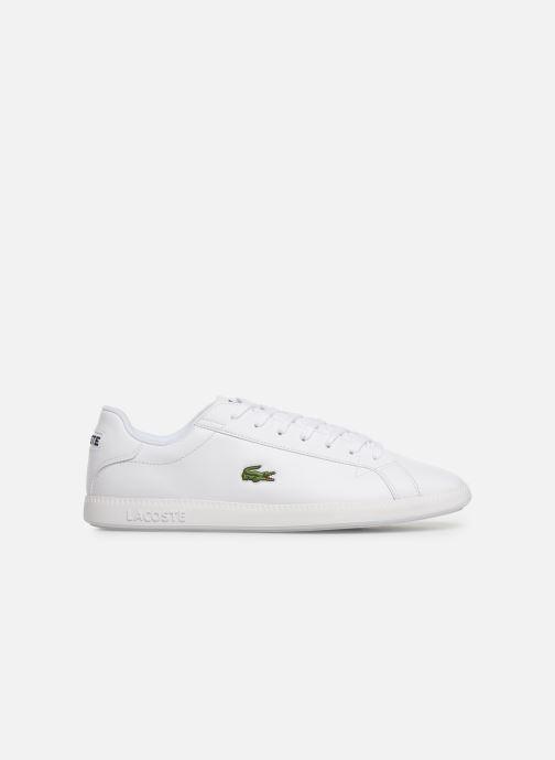Sneakers Lacoste Graduate BL 1 SMA Bianco immagine posteriore