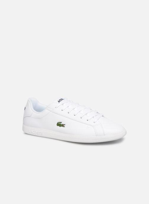 Sneaker Lacoste Graduate BL 1 SMA weiß detaillierte ansicht/modell