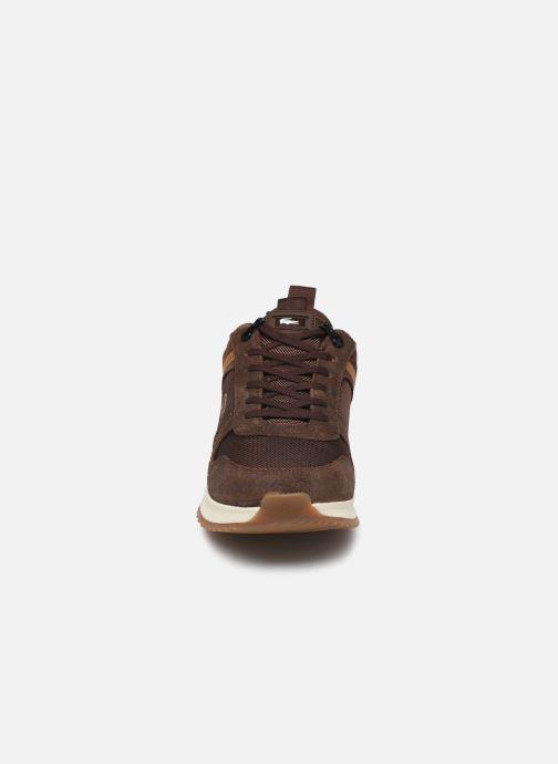 Sneaker Lacoste Joggeur 2.0 319 2 SMA braun schuhe getragen