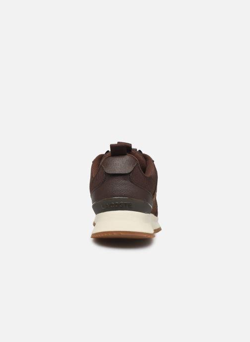 Sneaker Lacoste Joggeur 2.0 319 2 SMA braun ansicht von rechts
