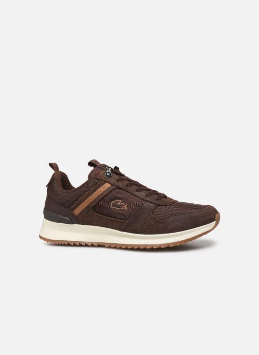 Sneaker Lacoste Joggeur 2.0 319 2 SMA braun ansicht von hinten