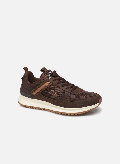 Sneaker Lacoste Joggeur 2.0 319 2 SMA braun detaillierte ansicht/modell