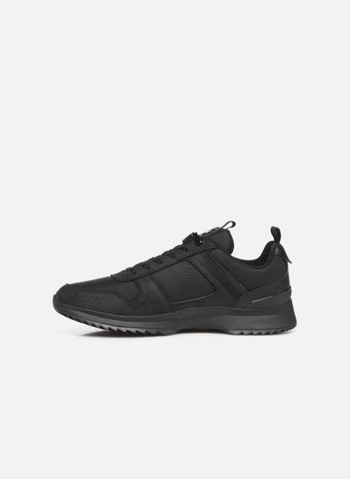 Sneaker Lacoste Joggeur 2.0 319 3 SMA schwarz ansicht von vorne