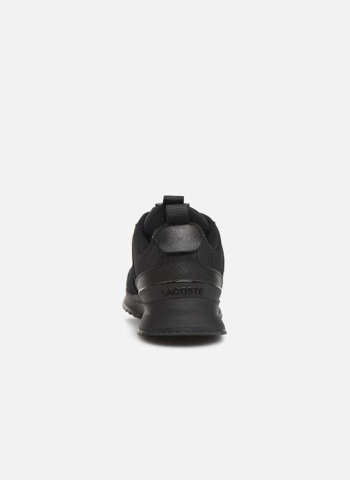 Sneaker Lacoste Joggeur 2.0 319 3 SMA schwarz ansicht von rechts