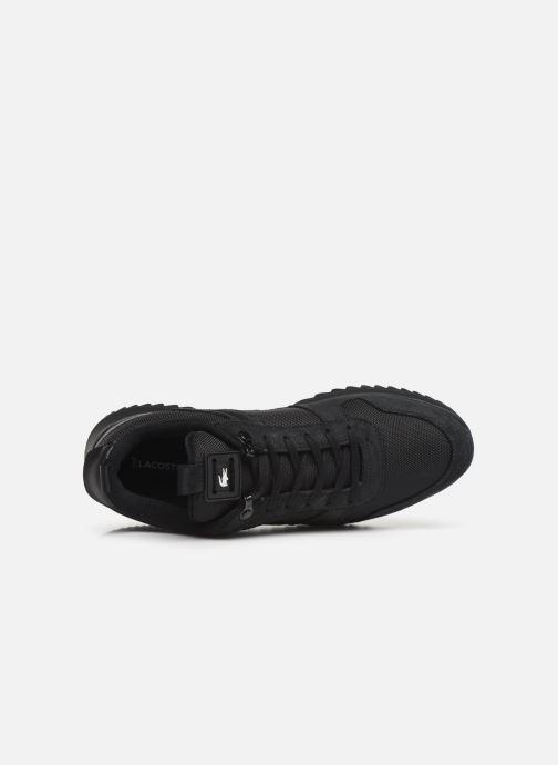 Sneaker Lacoste Joggeur 2.0 319 3 SMA schwarz ansicht von links