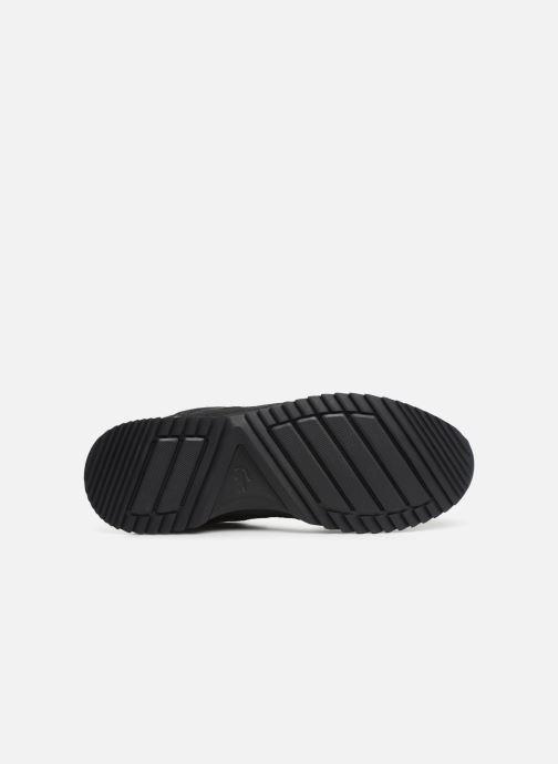 Sneaker Lacoste Joggeur 2.0 319 3 SMA schwarz ansicht von oben