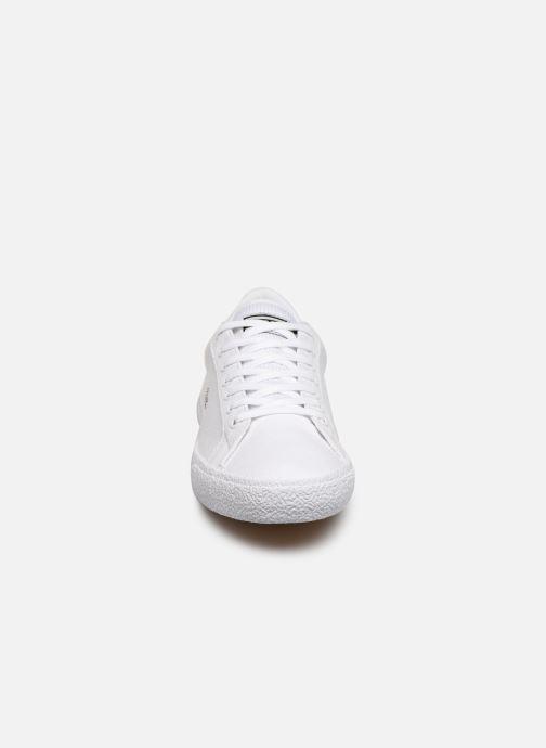 Baskets Lacoste Lerond 319 5 CMA Blanc vue portées chaussures