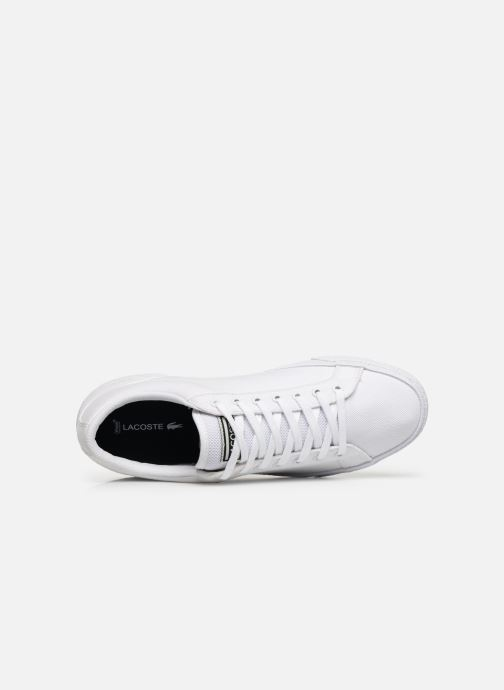 Trainers Lacoste Lerond 319 5 CMA White view from the left