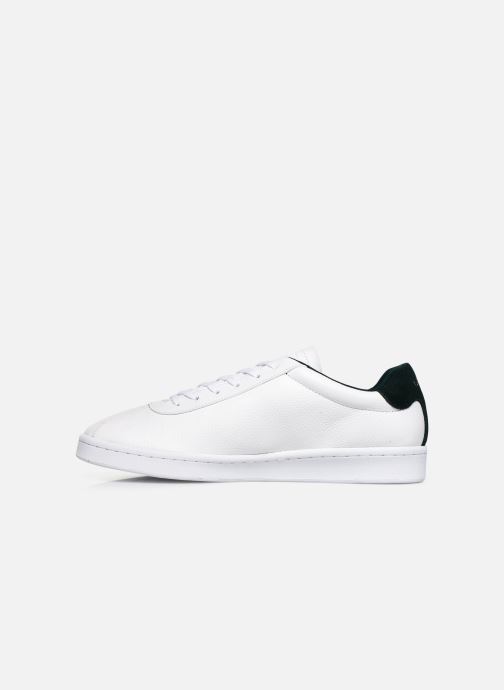 Baskets Lacoste Masters 319 1 SMA Blanc vue face