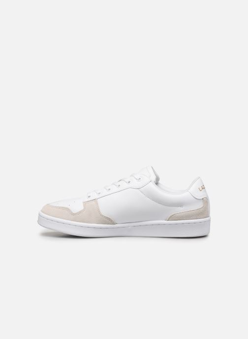 Baskets Lacoste Masters Cup 319 1 SMA Blanc vue face