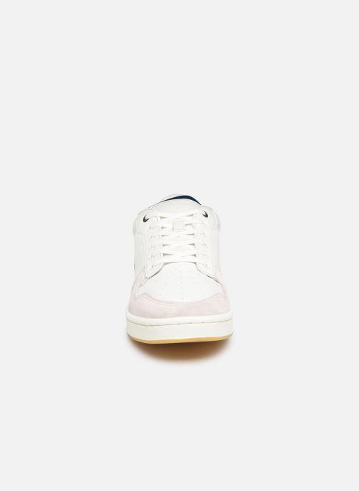 Baskets Lacoste Masters Cup 319 2 SMA Blanc vue portées chaussures