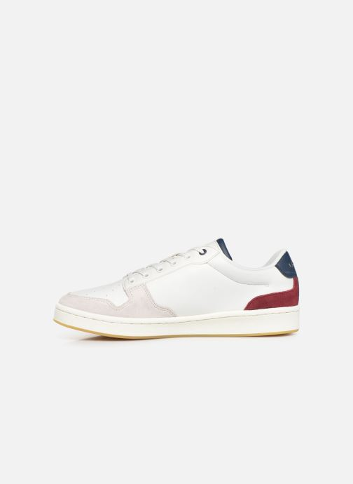 Baskets Lacoste Masters Cup 319 2 SMA Blanc vue face